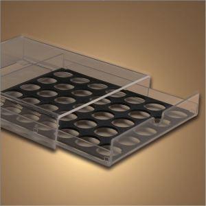 tiroir capsules nespresso comparer 24 offres. Black Bedroom Furniture Sets. Home Design Ideas