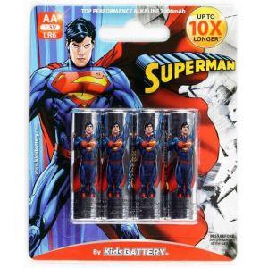 Superman 4 piles AA - LR06