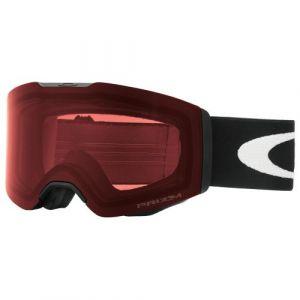 Oakley Fall Line Masque de Ski Mixte Adulte, Matte Black/Prizm Snow Rose