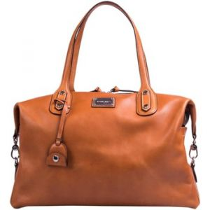 Kesslord Holly helas - Sac shopping en cuir - cognac 2b1666d998f8