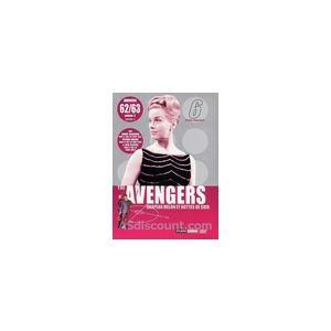 Coffret Chapeau melon et bottes de cuir : The Avengers - Saison 2 - Volumes 3 (1962)