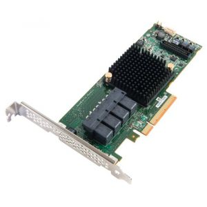 Adaptec 2274500-R - Carte contrôleur SGL RAID 71605E PCI-e 3.0 SATA/SAS 16 ports RAID 0/1/5/6/10/50/60