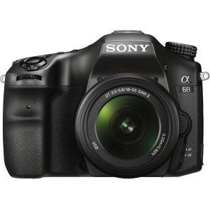 Sony Alpha 68 (avec objectif 18-55mm)