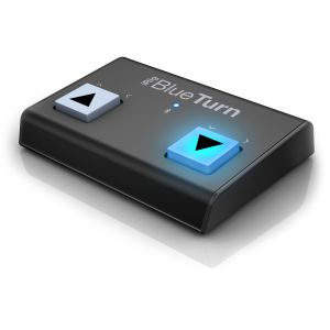 Ik multimedia iRig BlueTurn - Tourne-pages bluetooth