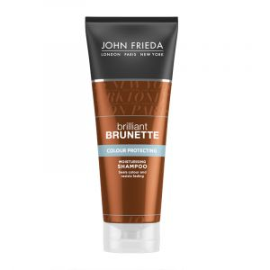 John Frieda Brilliant Brunette - Shampooing nourrissant protection couleur