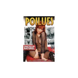 DVD - réservé Poilues