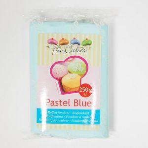 FunCakes Pâte à sucre - bleu pastel - 250g