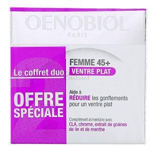 Oenobiol Femme 45+ Ventre Plat (Lot de 2 boites de 60 capsules)