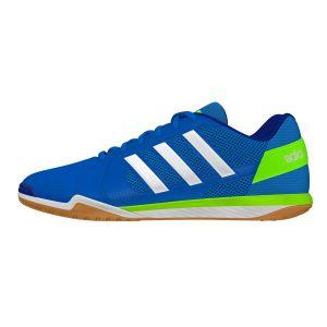 Adidas Chaussures de futsal Top Sala Bleus - Taille 46
