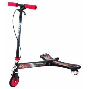 Razor Trottinette Powerwing 3 roues rouge et noir