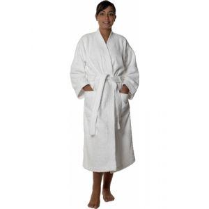 Sensei Peignoir col kimono en coton (taille XL)