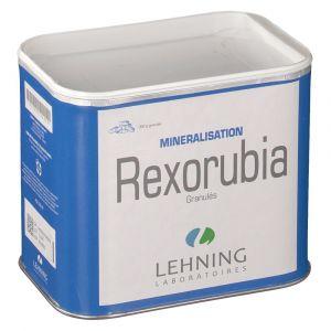 Lehning Rexorubia - Traitement homéopatique 350 g granulés