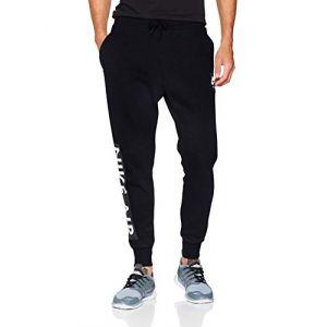 Nike Pantalon en tissu Fleece Air pour Homme - Noir - Couleur Noir - Taille L