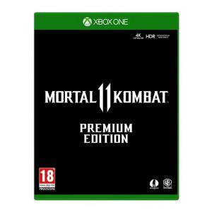 Mortal Kombat 11: Premium Edition [XBOX One]