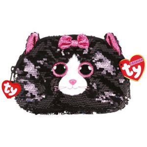 Jura Pochette accessoire sequins Kiki Le Chat