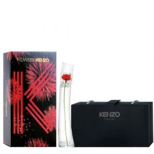 Kenzo Flower - Coffret eau de parfum et miniature