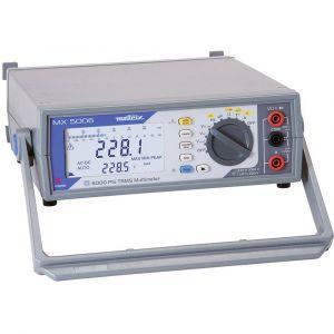 metrix Multimètre de table MX5006 numérique, analogique CAT III 1000 V Affichage (nombre de points): 6000 1 pc(s)