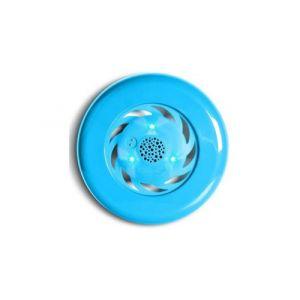 Muvit Frisbee Speaker Bleu - Enceinte d'extérieur