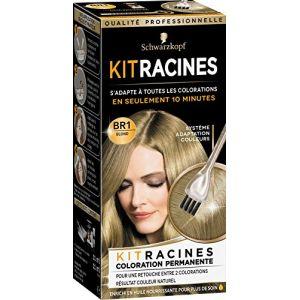 Schwarzkopf Coloration blond BR1 - Kit Racines