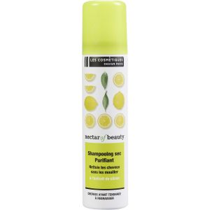 Nectar of beauty Shampooing sec purifiant citron