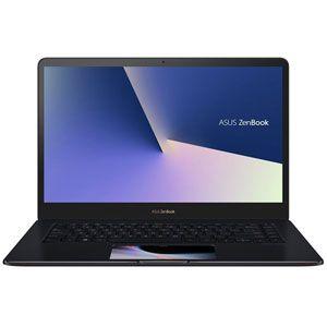 "Asus ZenBook Pro 15 UX580GD E2031RB - Core i9 8950HK / 2.9 GHz - Win 10 Pro 64 bits - 16 Go RAM - 1 To SSD - 15.6"" IPS écran tactile 3840 x 2160 (Ultra HD 4K) - NVIDIA GeForce GTX 1050 - 802.11ac, Bluetooth - plongée profonde bleue"