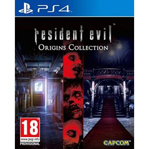 Resident Evil Origins Collection sur PS4