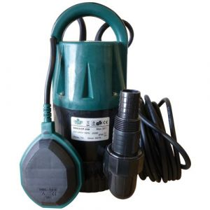 Raco Expert Pompe vide cave pour eau claire - 250 W - 8000 L/h - 0.7 bar