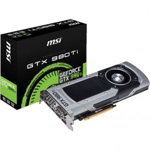 MSI GTX 980 TI 6GD5T OC - Carte graphique GeForce GTX 980 Ti 6 Go GDDR5 PCI-E 3.0
