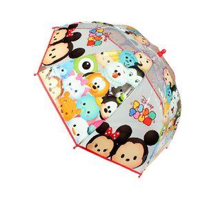 Parapluie droit cloche enfant Tsum Tsum large 74 cm