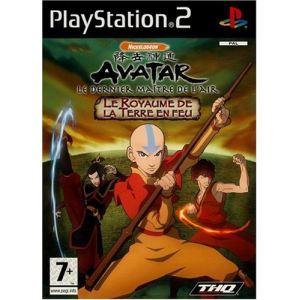 Avatar : Le Dernier Maître de l'Air - Le Royaume de la Terre de Feu sur PS2