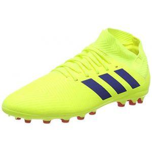 Adidas Chaussures de foot enfant D98020 jaune - Taille 37 1/3