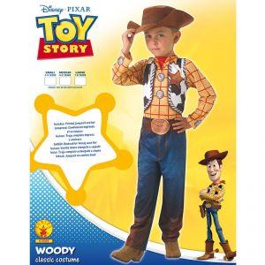 Déguisement classique Woody garçon