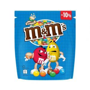 M&m's Crispy pochon 340g +10% - Le pochon de 340g + 10% gratuit