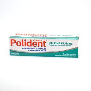 Polident Corega - Crème fixative aux extraits de menthe