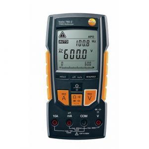 Testo Multimètre 760-2 avec étalonnage d'usine
