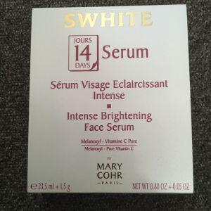 Mary Cohr Swhite Serum visage éclaircissant intense
