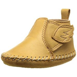 Easy Peasy Bomok Aile, Chaussures Premiers pas mixte bébé, Jaune (66 Oxi), 24 EU