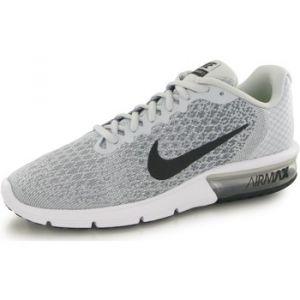 best cheap 7355f 3f27c noir Sequent De Eu platinepur grisloup Air Gris 46 Max grisfroid 2 Homme  Running Chaussures Nike qx7pFAETw