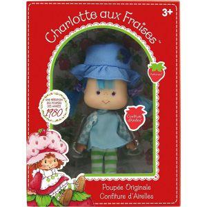 Kanaï Kids Poupée Confiture d'airelles Charlotte aux fraises