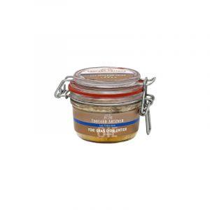 Halte Gourmande Foie Gras d'Oie entier de l'Est 120g