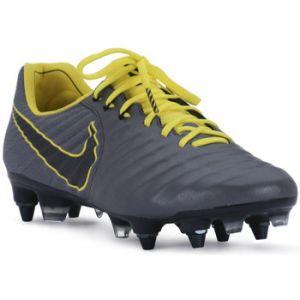 Nike Chaussure de footballà crampons pour terrain gras Tiempo Legend VII Elite SG-Pro Anti-Clog - Gris - Taille 44