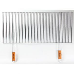 409040cds - Grille pour barbecue 90 x 40 cm
