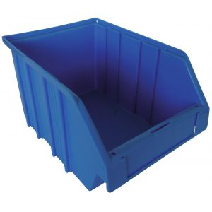 Bac de rangement éco bleu vg 300 x 200 x 150 dc5 8l