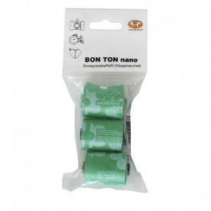 United Pets Sacs ramasse-crottes pour Bon Ton Nano - Vert