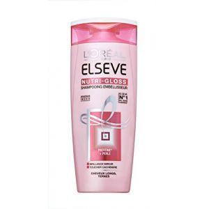 Image de L'Oréal Elseve Nutri-Gloss - Shampooing embellisseur cheveux longs, ternes
