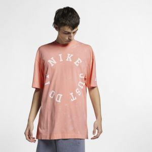 Nike Hautà manches courtes Sportswear pour Homme - Rose - Taille XL - Male