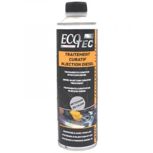 Ecotec Traitement curatif injection diesel antipollution 0.5L - 4111
