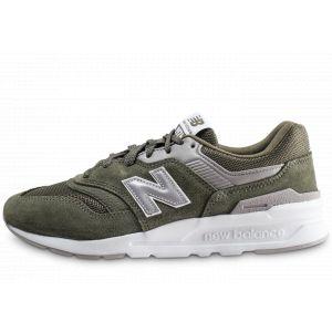 New Balance 997 - Baskets Homme, Vert