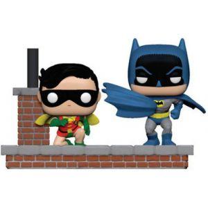 Funko Figurines Pop Vinyl: Comic Moment 80th: Look Batman and Robin