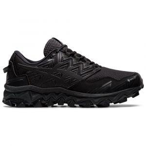 Asics Women's Gel-FujiTrabuco 8 GTX - Chaussures de trail taille 6, noir